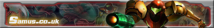 Samus.co.uk: The Home of Metroid, Zero Mission, Metroid 2, Metroid Prime, Metroid Prime 2, Super Metroid, Metroid Fusion and MUCH more Metroid related Shennanigans...