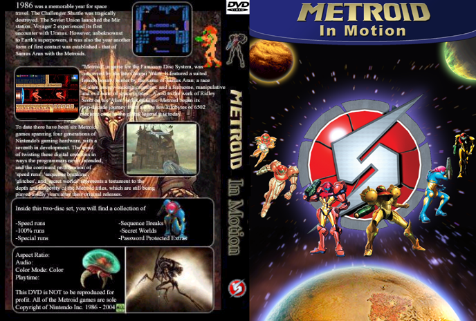 Metroid Speedruns